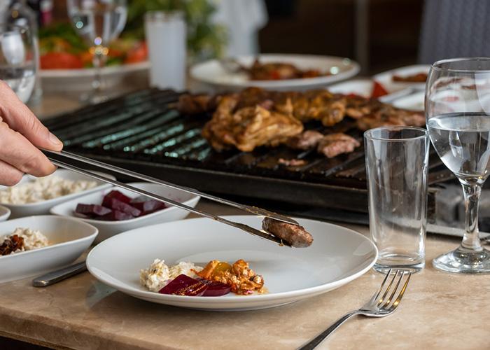 Restaurant de spécialités turques à Boulogne-sur-Mer - Château Kebab